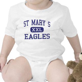 St Mary S - Eagles - High School - Remsen Iowa Baby Bodysuit