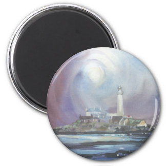 St Mary's Lighthouse Magnet