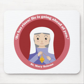 St. Mary Salome Mouse Pad