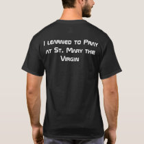 St. Mary the Virgin T-Shirt
