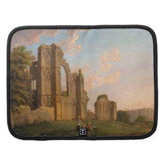 St. Mary's Abbey, York, England circa 1778 Organizers