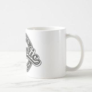 St. Mary's Catholic Church Black Coffee Mug