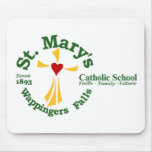 St. Mary's Catholic School Mouse Pad