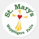 St. Mary's Catholic School Sticker