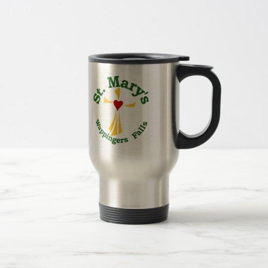 St. Mary's Catholic School Travel Mug