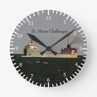 St. Marys Challenger clock
