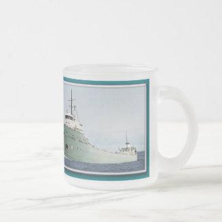 St. Marys Challenger glass mug