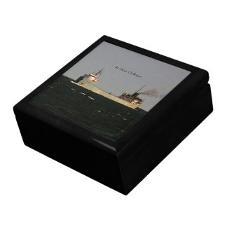 St. Marys Challenger keepsake box