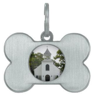 St. Mary's Chapel 2 Pet Tag