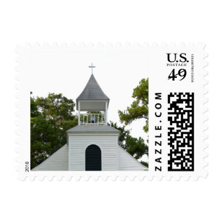 St. Mary's Chapel Stamp