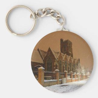 St Mary's Church Acton. Keychain