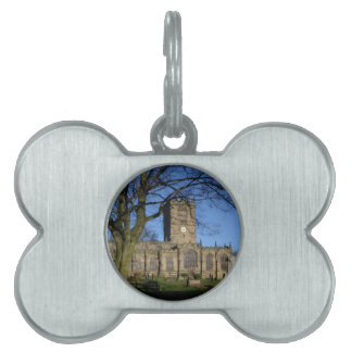 St Mary's Church Ecclesfield. Pet ID Tag