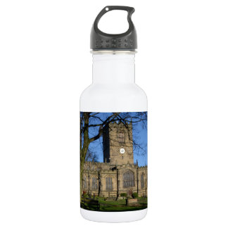 St Mary's Church Ecclesfield. Stainless Steel Water Bottle