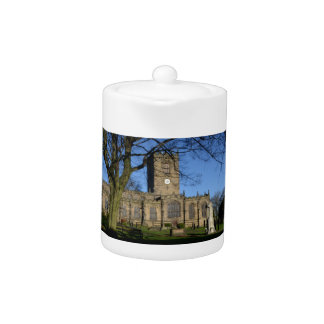 St Mary's Church Ecclesfield. Teapot