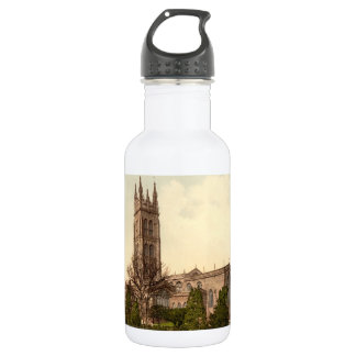 St Mary's Church, Taunton, Somerset, England Water Bottle