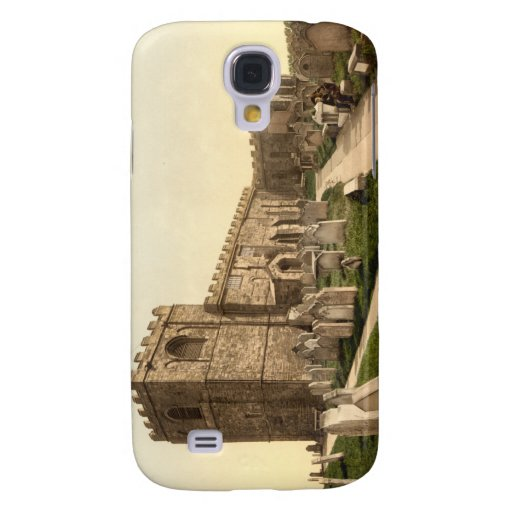 St Mary's Church, Whitby, Yorkshire, England Samsung Galaxy S4 Cover