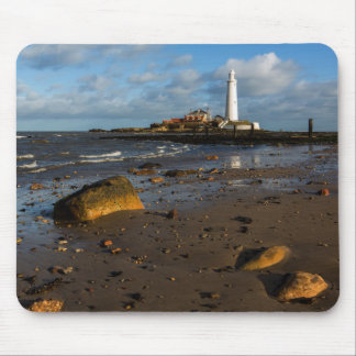 St. Mary'S Island | Whitley, England Mouse Pad