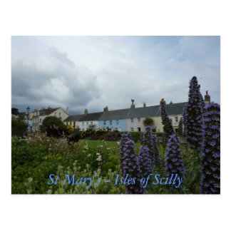 St Mary's, Isles of Scilly Postcard