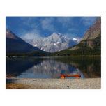 St Marys Lake Postcard
