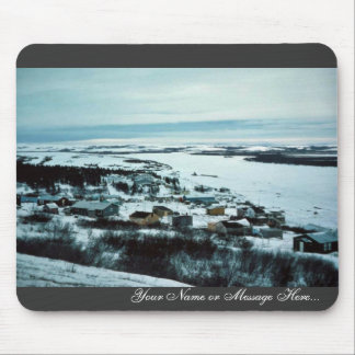 St. Marys on the Andreafsky River Mouse Pad