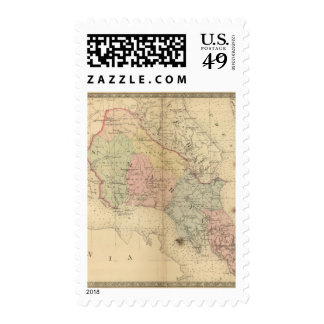 St Mary's Postage Stamp