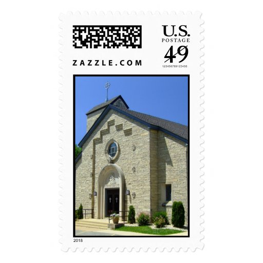 St. Mary's Postage Stamps