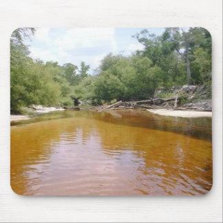 St. Marys River Sandbar Mouse Pad