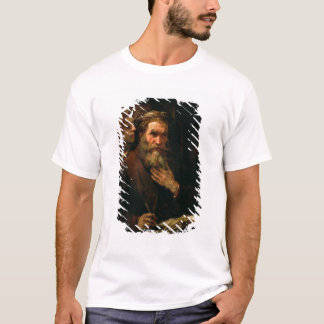 St. Matthew and The Angel, 1655-60 (oil on canvas) T-Shirt