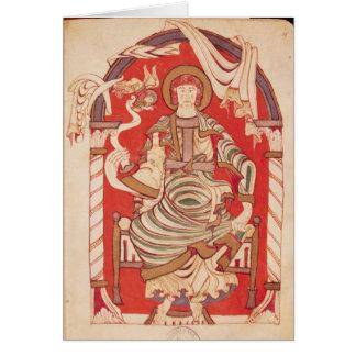 St. Matthew Card
