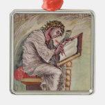 St Matthew, de los evangelios de Ebbo Ornamento Para Reyes Magos