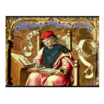 St Matthew: Detalle del Altarpiece Postal