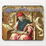 St Matthew: Detalle del Altarpiece Tapetes De Raton