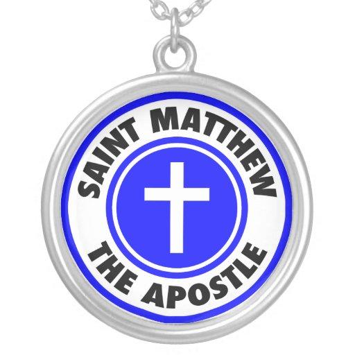 St Matthew el apóstol Grimpolas Personalizadas