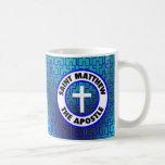 St Matthew el apóstol Tazas