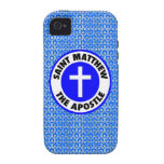 St Matthew el apóstol Vibe iPhone 4 Carcasas