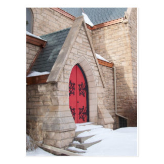 St. Matthew Episcopal Cathedral Postcard