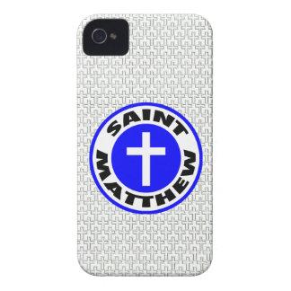 St Matthew Case-Mate iPhone 4 Cárcasa
