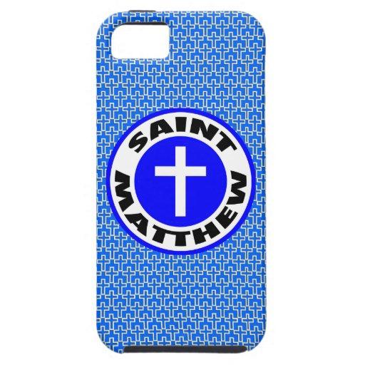 St Matthew Funda Para iPhone SE/5/5s