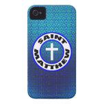 St Matthew iPhone 4 Funda
