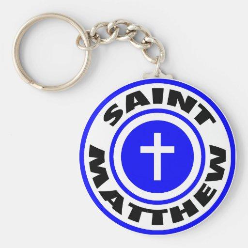 St Matthew Llaveros
