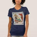 St Matthew por el libro del DES de Meister de Camiseta