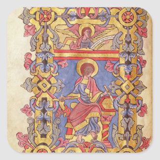 St. Matthew Stickers