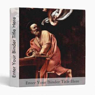 St Matthew y el ángel de Miguel Ángel Merisi
