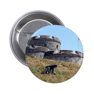 St Mawes Castle England United Kingdom Pinback Buttons