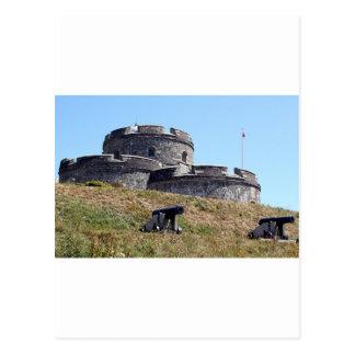 St Mawes Castle, England, United Kingdom Postcard