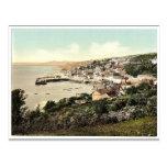 St. Mawes, cerca de Falmouth, classi de Cornualles Postal