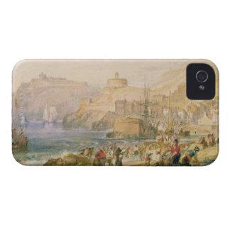 St. Mawes, Cornualles, c.1823 (w/c en el papel) Carcasa Para iPhone 4 De Case-Mate