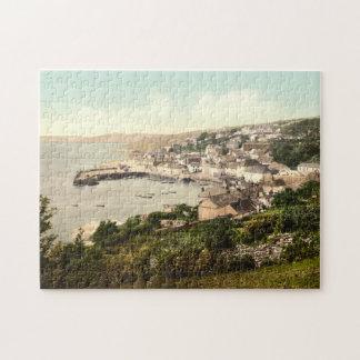 St Mawes Cornualles Inglaterra Puzzle Con Fotos