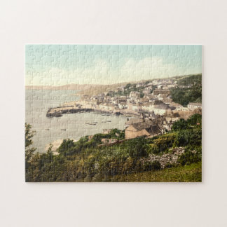St Mawes, Cornwall, England Jigsaw Puzzle