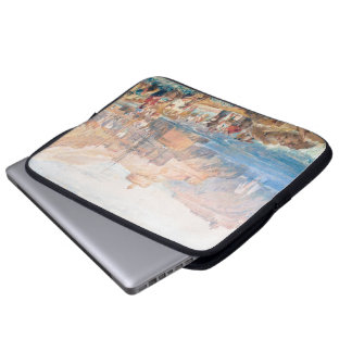 St. Mawes, Cornwall Joseph Mallord William Turner Laptop Computer Sleeves